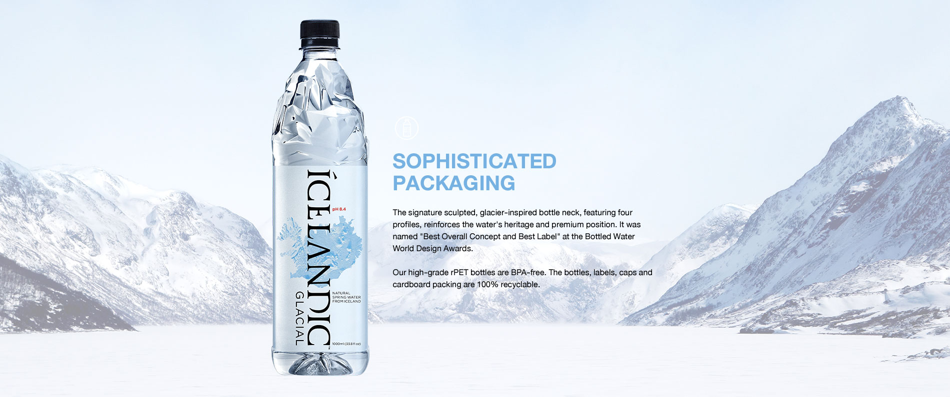 Our Water - iceland com